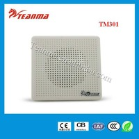 New products 2015 outdoor speakers TM301 waterproof PA wall speaker with 3w