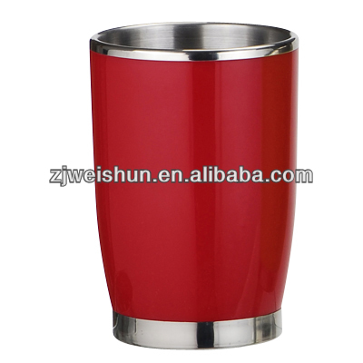 food- grade red ice bucket 2L