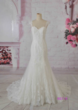 Stunning luxury sweetheart mermaid lace bodice sey skirt wedding dress patterns