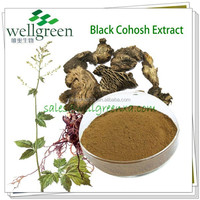Black Cohosh Extract Powder 2.5% Triterpene Glycosides
