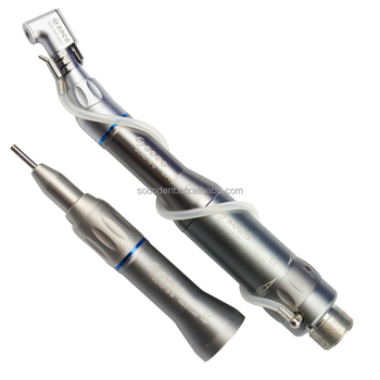 cheap price 2 and 4 hole SOCO Low speed external channel dental handpiece