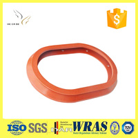 chemical resistant bumper plate rubber expansion joint silicone rubber for door gasket