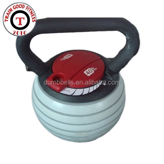wholesale custom logo engraved adjustable Competition kettlebell