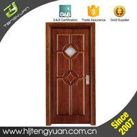 Wholesale Temporary Soundproof Apartment Wooden Doors Design