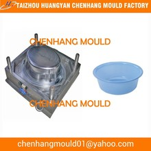 Houseware commodity plastic washtub mould