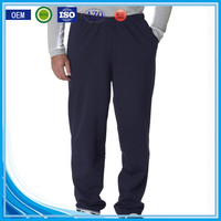 OEM bulking buy open bottom polyester/cotton pocket custom balloon fit pants for men