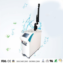Popular Q Switch ND YAG laser for all colorized tattoo removal &pigmentation removal/ best laser tattoo remover machine