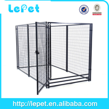 large outdoor wholesale welded tube show dog crate
