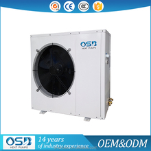 R417A Professional High Quality Competitive Price Hot Sale Evi Low Ambient Air Source Heat Pump With Copeland Compressor