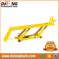 Factory direct sale hydraulic motorcycle lift table with low price