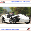 2015 Trike Roadster 3 wheel Racing 250cc Water Cooled for Europe and USA