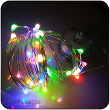 CR2032 Holder Battery Operated Mini Led Lights for Craft