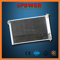 Aluminum radiator core car radiator for CHEVROLET Monte Carlo/Impala 2000-2003