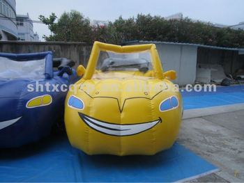 Advertising Inflatable Car Model