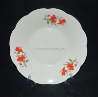 wholesale dinnerware meat plate ceramic tableware machine