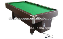 professional and hot sale cheap coin operated pool tables