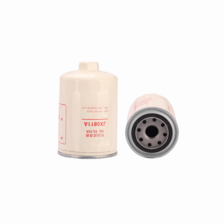 High quality oil filter JX0811A for heavy duty chinese truck parts