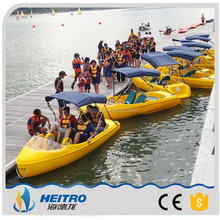 water park equipment pedal boat for sale