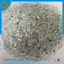 wholesale cheap price recycled crushed mirror glass
