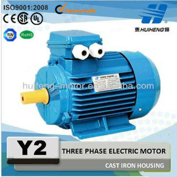 Y2 Series Three Phase Electric motor 20kw