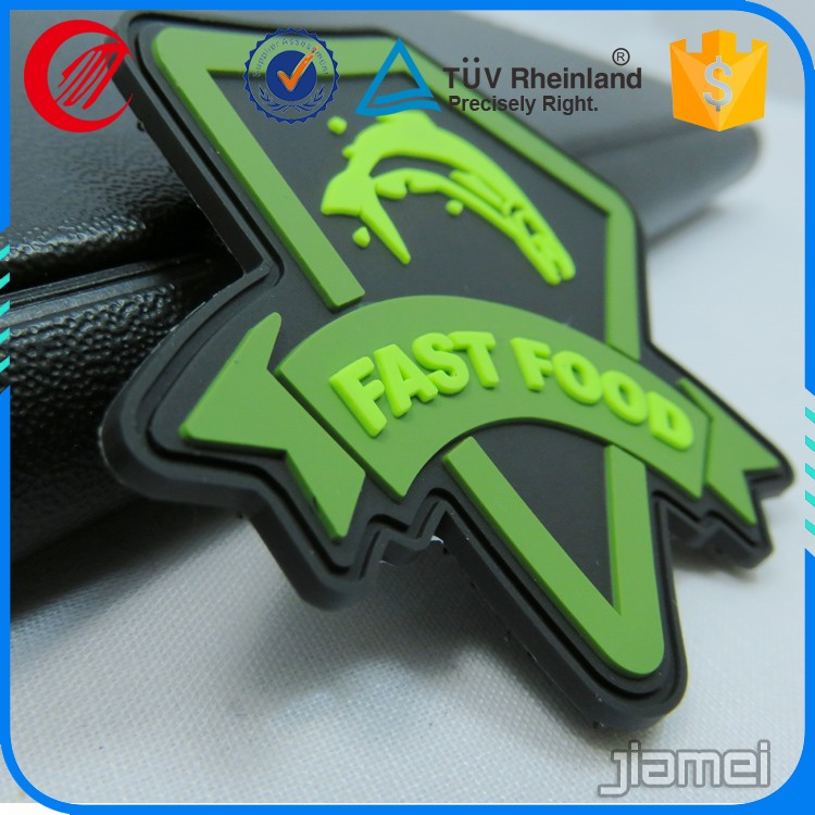 Custom PVC Patches PVC Patch Maker Monterey Company