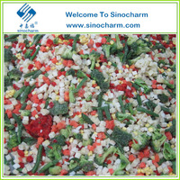 Best Quality Frozen IQF Mixed Vegetables