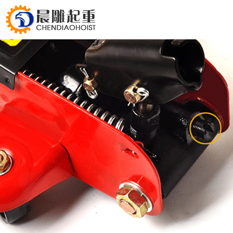3t Hydraulic Floor Jack With Foot Pedal For Sale