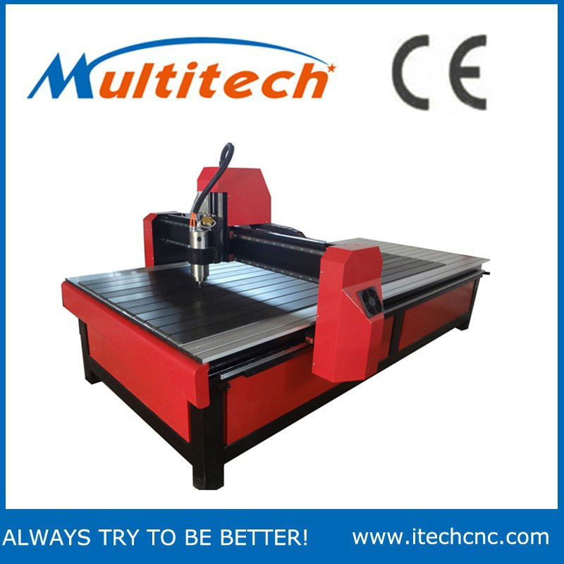 China Jinan cnc machine for wood desk and door details of 1325 wood cnc router