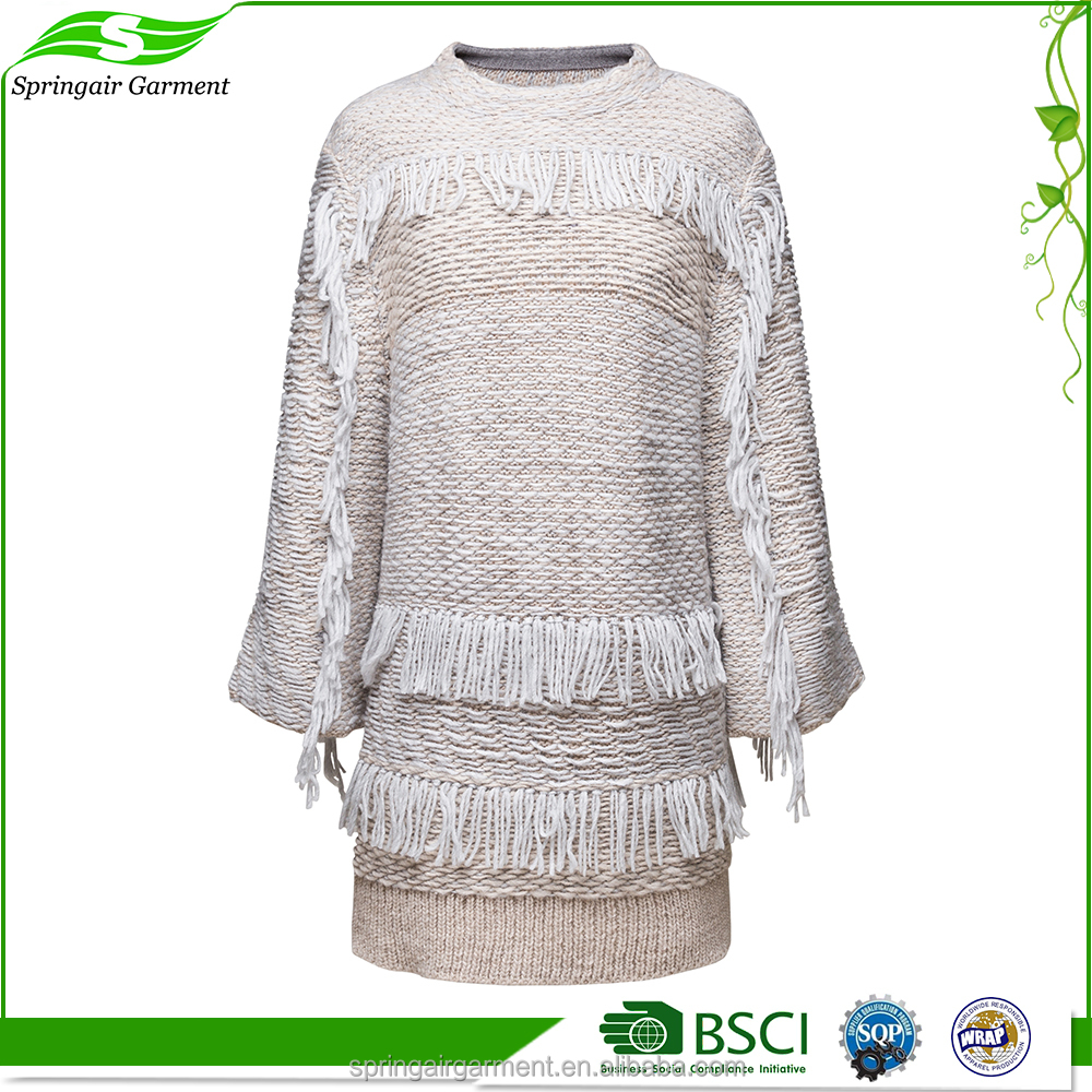 Excellent quality crazy selling autumn neck designs cross dress