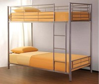 Iron bedroom adult bunk beds cheap comfortable bunk beds for hostels