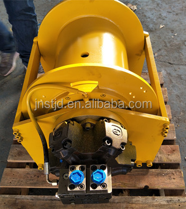 discount price <strong>manufacturer</strong> hydraulic winch for oil well drilling equipment