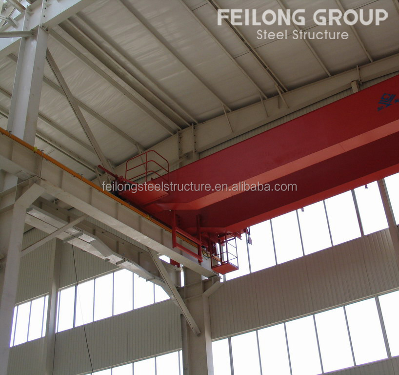 High quality steel structure prefabricated sheds steel for Prefab trusses prices
