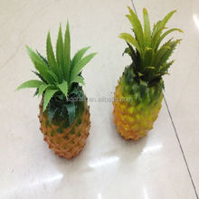 Cheap fake fruit Pineapple/fake fruit and vegetables/Yiwu sanqi craft factory