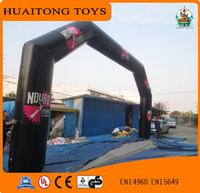 Inflatable arch with good quality for outdoor events