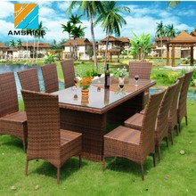 Hot balcony table and chairs cheap price garden furniture dining set