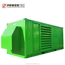 Big power!!! cummins 1000KW diesel generator set /1MW container type diesel generator