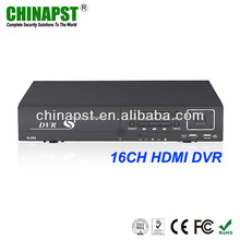 16ch h 264 dvr cms free software PST-DVR416H