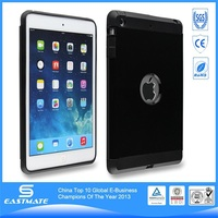 multifunctional top quality aluminum bumper case for ipad mini