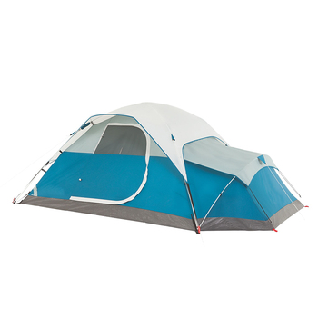 4-PERSON INSTANT DOME FAMILY TENT WITH ANNEX
