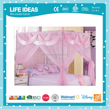 Large adult mosquito net hanging canopy bed