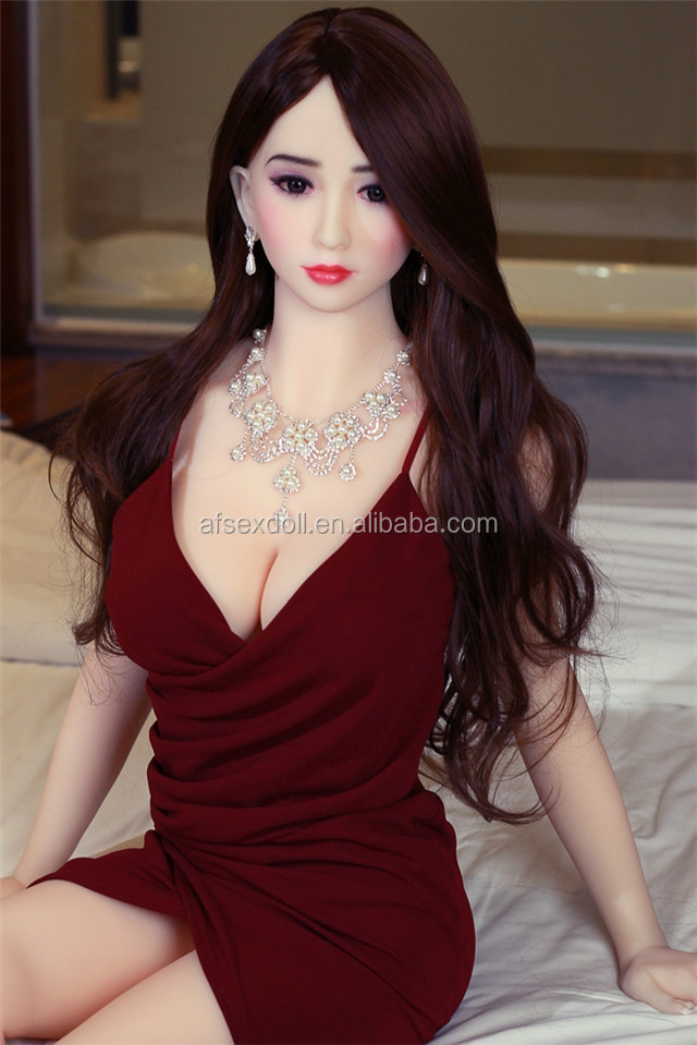 Top quality full TPE cheap silicone sex doll for men with 158cm hot body