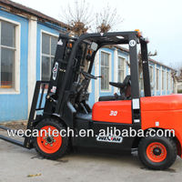 Factory Price Of 3Ton Diesel Forklift