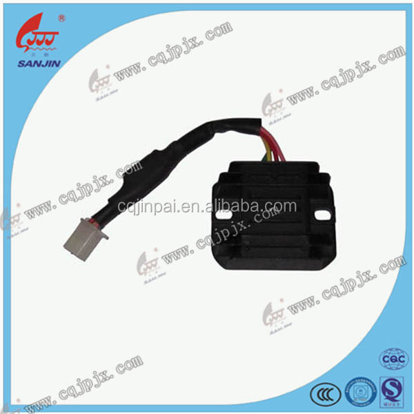 Motorcycle silicon rectifier voltage regulator rectifier