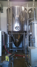 China supplier stainless steel beer brewery equipment for restaurant , beer pub