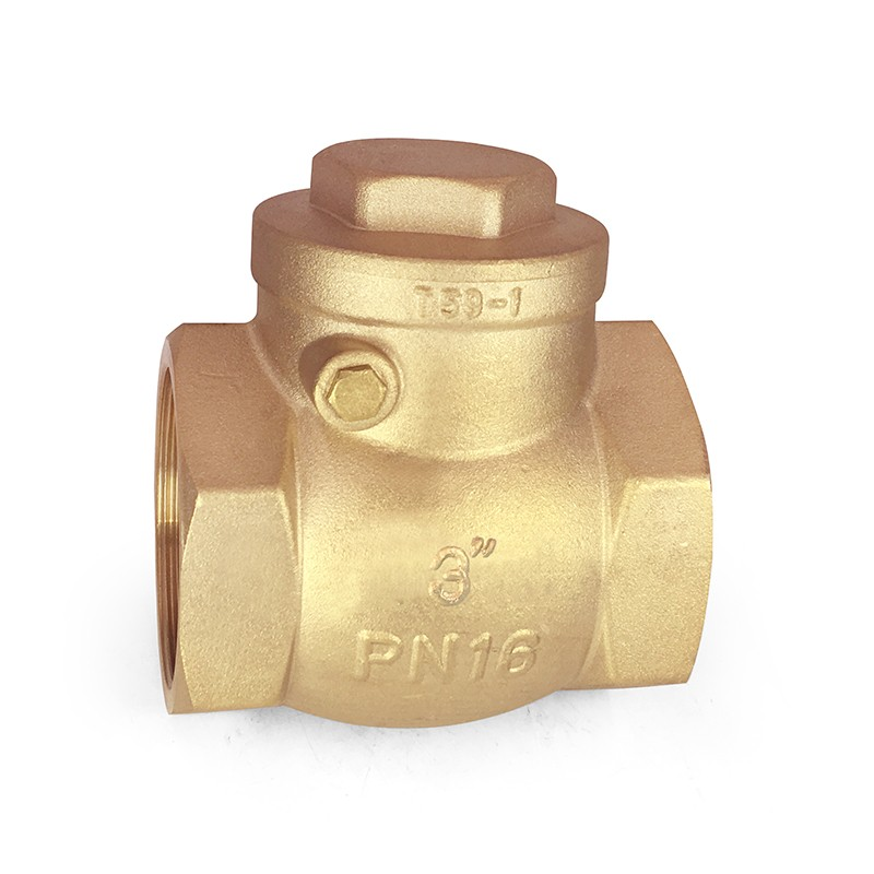 "3"" Inch best supplier Profession Cheap Brass Check Valve price list"