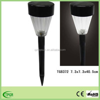 Lawn light type and CE,ROHS certification led solar garden lawn light