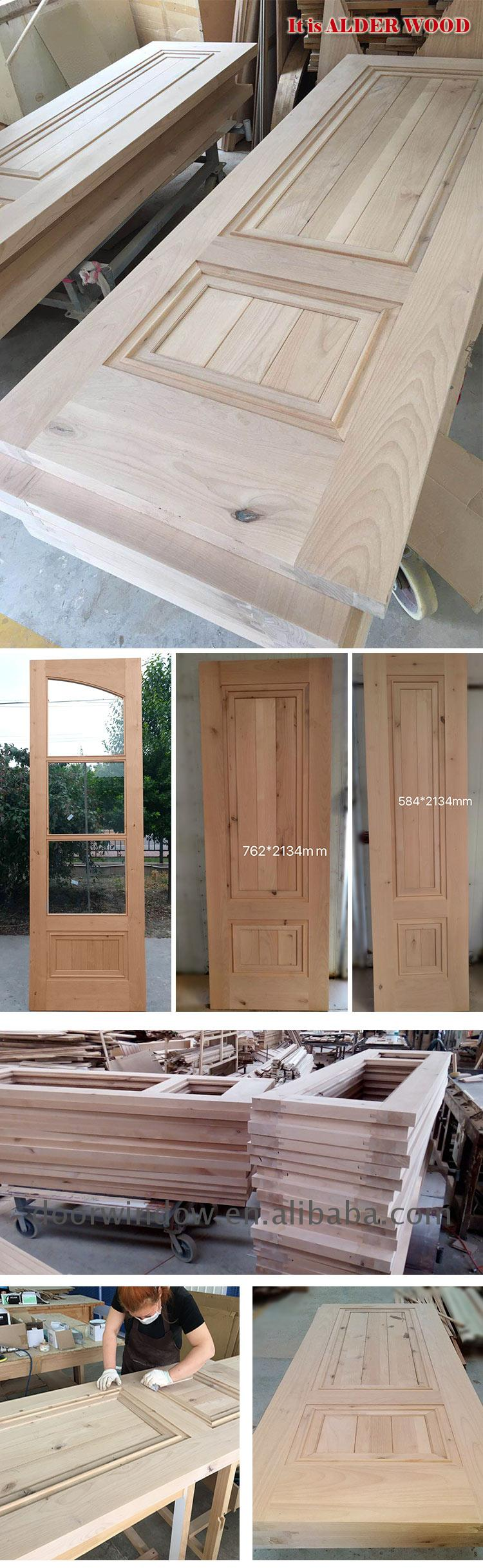 High Quality Wholesale Custom Cheap interior door patterns options glass panes