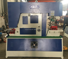 Q35Y Series Hydraulic Iron Worker/cut and shear punch a hole machine/cutting moulds for square steel machine