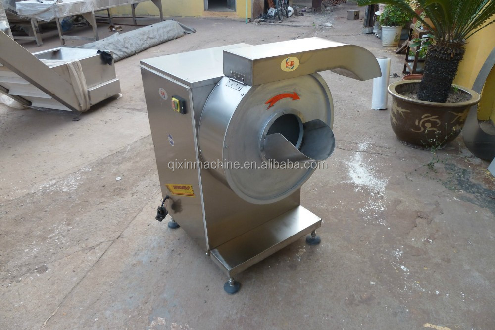 new design stainless steel industrial sweet potato chips making machine