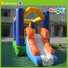 commercial inflatable happy hop pro bouncer slide bouncer